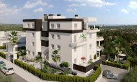 Apartment block with community gardens and pool close to golf course (3)