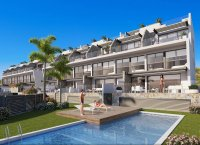 Duplex apartments 800m from the beach in Guardamar