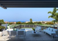 Duplex apartments 800m from the beach in Guardamar (1)
