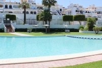 1 bedroom apartment with large communal pool, only 600 meters from the beach (15)