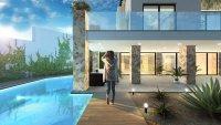 Luxury front line golf villas overlooking  La Marquesa Golf course (10)