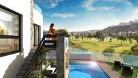 Luxury front line golf villas overlooking  La Marquesa Golf course (9)