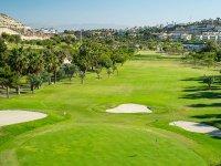 Luxury front line golf villas overlooking  La Marquesa Golf course (16)