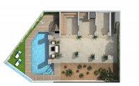Luxury front line golf villas overlooking  La Marquesa Golf course (15)