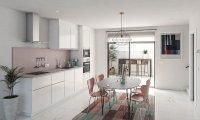 Bright and airy townhouses located in San Pedro del Pinatar (2)