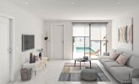 Bright and airy townhouses located in San Pedro del Pinatar (1)