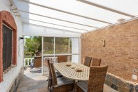 Stunning 3 bed, 2 bath villa, with private pool, landscaped gardens and garage. (19)