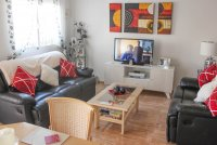 Delightful well presented 3 bed, west facing town house with communal pool (1)