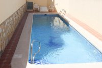 Cosy, 2-bedroom, 1-bathroom apartment on gated community with community pool  (8)