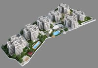 Green Hills Luxury Apartments with Spa and Gym (17)