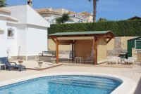 Bright, spacious 3 bed, 2 bath detached villa with private pool and off road parking (2)