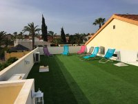 4 bed 2 bath detached villa with private pool, complete with separate 2 bed apartment. (33)