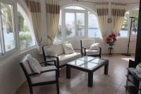 Traditional 3 bed, 2 bath detached villa with garage, private pool, and large private gardens (7)