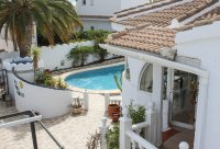 Traditional 3 bed, 2 bath detached villa with garage, private pool, and large private gardens (17)