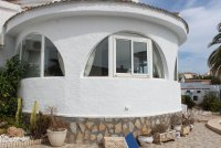 Traditional 3 bed, 2 bath detached villa with garage, private pool, and large private gardens (21)