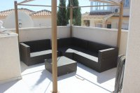 Detached 3 bed, 2 bath property, with private pool and bar/entertainment area (16)