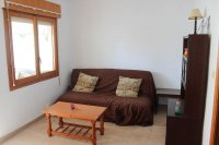 South facing, 1 bed, 1 bath, bungalow in the heart of Quesada (3)