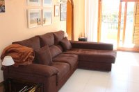 Well presented 2 bed, 1 bath apartment on gated community within 300 meters of the beach (6)