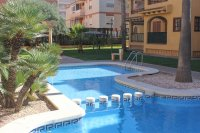 Well presented 2 bed, 1 bath apartment on gated community within 300 meters of the beach (19)
