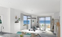 Beach front apartments with communal pool and stunning sea views (5)