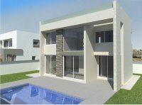Stunning modern design villas with private pool (0)