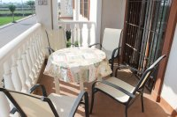 Beautiful South facing 2 bed apartment with countryside views and communal pool (15)