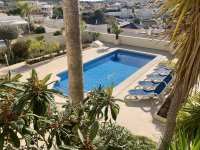 Stunning villa with large garden and pool and fabulous views (1)