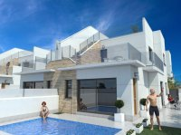 Quality Modern South & West facing villas with Private Pool  (12)