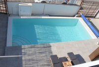 Lovely 3 bed, 2 bath detached villa with private pool and views of La Finca golf (10)