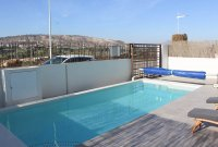 Lovely 3 bed, 2 bath detached villa with private pool and views of La Finca golf (14)