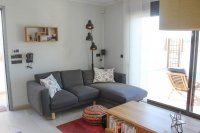 Lovely 3 bed, 2 bath detached villa with private pool and views of La Finca golf (22)