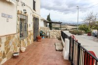 Large rustic 5 bedroom, 4 bathroom country finca with stunning mountain views  (25)