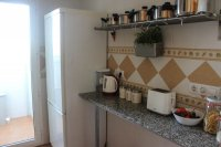 Beautifully presented 2 bedroom, 1 bathroom, apartment on private community. (11)