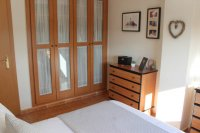 Beautifully presented 2 bedroom, 1 bathroom, apartment on private community. (5)