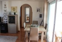 Beautifully presented 2 bedroom, 1 bathroom, apartment on private community. (3)