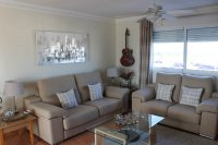 Beautifully presented 2 bedroom, 1 bathroom, apartment on private community. (2)