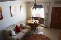 Very tastefully decorated 2 bed townhouse on gated community in heart of Quesada (4)
