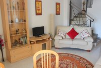 Very tastefully decorated 2 bed townhouse on gated community in heart of Quesada (7)
