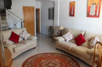 Very tastefully decorated 2 bed townhouse on gated community in heart of Quesada (6)