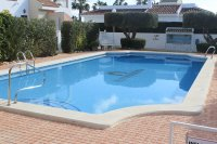 Very tastefully decorated 2 bed townhouse on gated community in heart of Quesada (1)