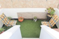 Lovely west facing townhouse, overlooking pool with private parking (4)
