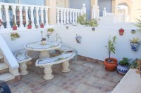 Lovely west facing townhouse, overlooking pool with private parking (15)