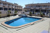 Lovely west facing townhouse, overlooking pool with private parking (14)