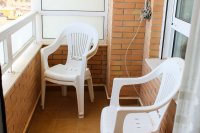 Spacious 3rd floor apartment with  superb views in lovely Spanish town (4)