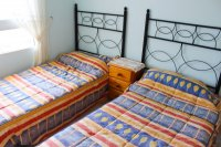 Spacious 3rd floor apartment with  superb views in lovely Spanish town (17)