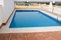 Spacious 3rd floor apartment with  superb views in lovely Spanish town (3)