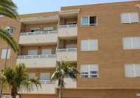 Spacious 3rd floor apartment with  superb views in lovely Spanish town (0)