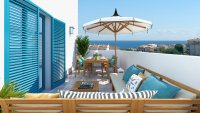 Modern apartments just 15 minutes walk from the Beach (2)