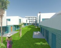 Modern apartments just 15 minutes walk from the Beach (7)