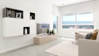 Seaview apartments just 10 minutes walk from the beach (2)